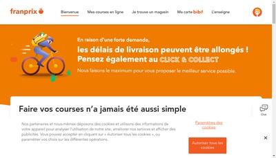 Site internet de Unimag
