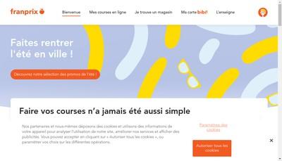 Site internet de Faurdis