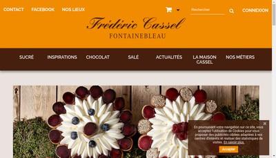 Site internet de F Cassel