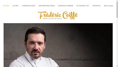 Site internet de L'Atelier du Gout