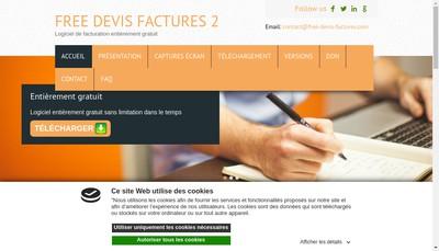 Site internet de SASU Eldin