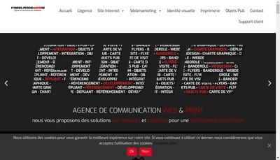 Site internet de Freelanceweb16
