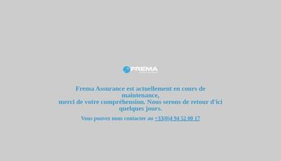 Site internet de Frema H