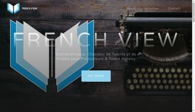 Site internet de French View