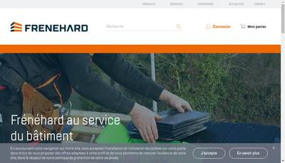 Site internet de Frenehard