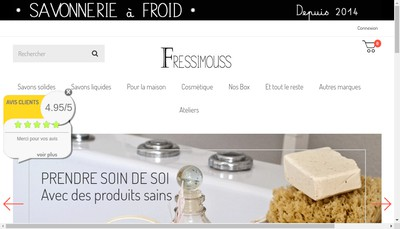 Site internet de Fressimouss