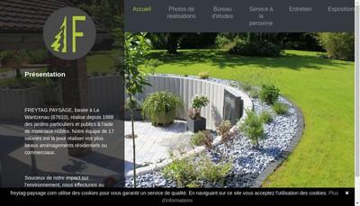 Site internet de Freytag