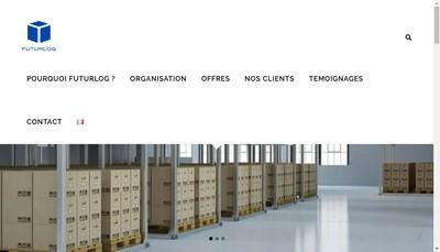Site internet de Futurlog