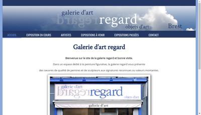 Site internet de Regard