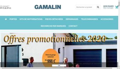 Site internet de Gamalin