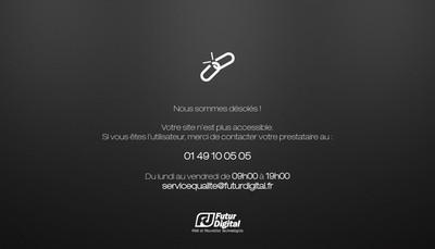 Site internet de Automobiles Services