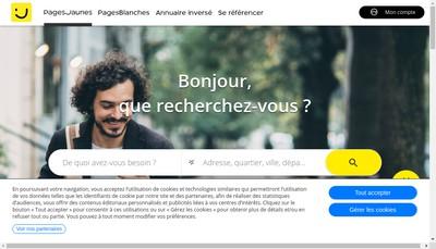 Site internet de Garage de la Gare