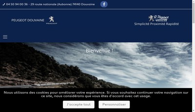 Site internet de SARL R Pequinot
