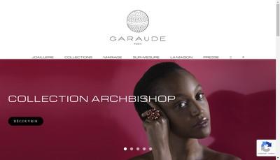 Site internet de Garaude
