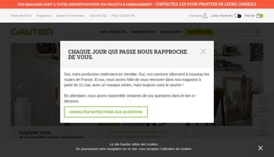 Site internet de Gd Sainte Genevieve des Bois