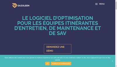 Site internet de Smart Source Development