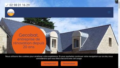 Site internet de Ideo Renovation et Construction