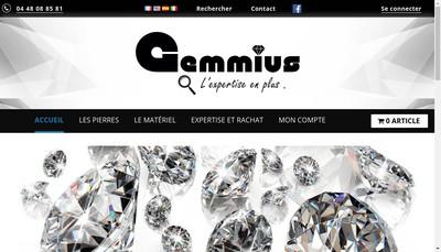 Site internet de Gemmius
