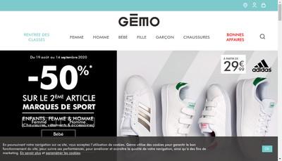 Site internet de Camocim
