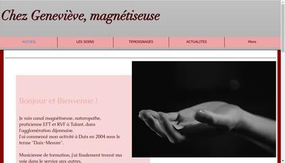 Site internet de La Daix-Mesure
