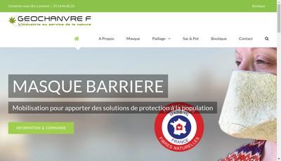 Site internet de Geochanvre F