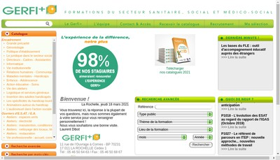 Site internet de Formacyb