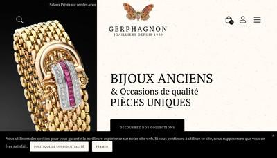 Site internet de Gerphagnon