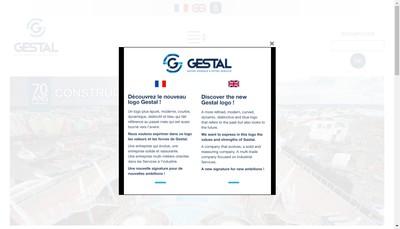 Site internet de Gestal