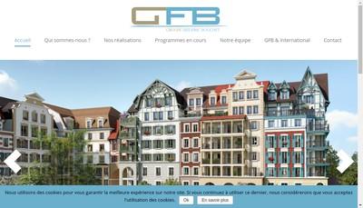 Site internet de Gfb