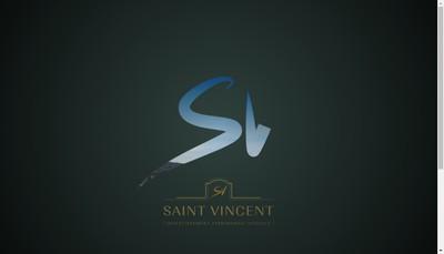 Site internet de Les Gfv Saint Vincent