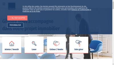 Site internet de Giboire Entreprise et Commerce