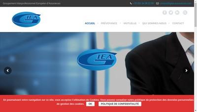 Site internet de Hdb Courtier en Asurances