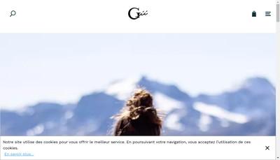 Site internet de GII