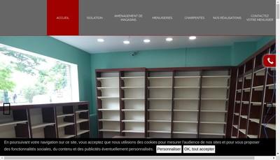 Site internet de EURL Gillon