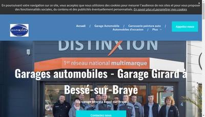 Site internet de Girard Jean-Yves