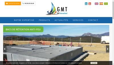 Site internet de Gmt International