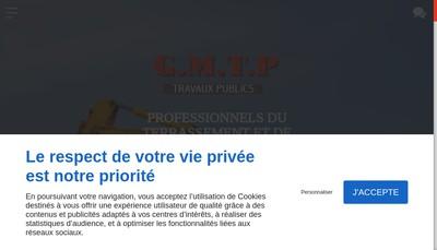 Site internet de Gmtp