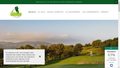 Site internet de Restaurant du Golf