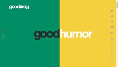 Site internet de Good Way