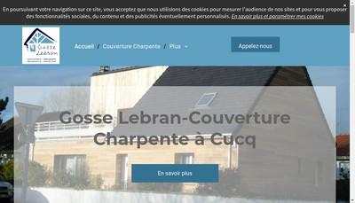 Site internet de Gosse Lebran
