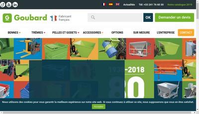 Site internet de Goubard