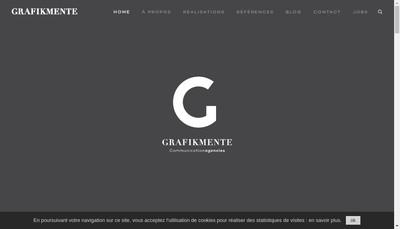 Site internet de Grafikmente