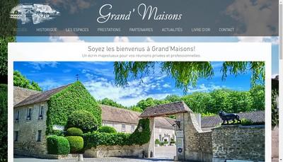 Site internet de Chateau de Villepreux et Labourage Patur