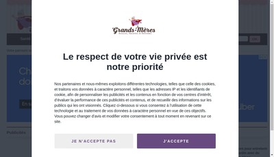 Site internet de Framboiz Media