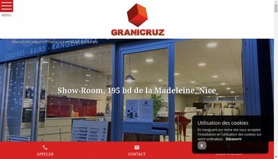 Site internet de Granicruz