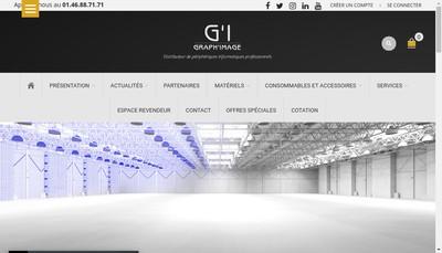 Site internet de Graph'Image