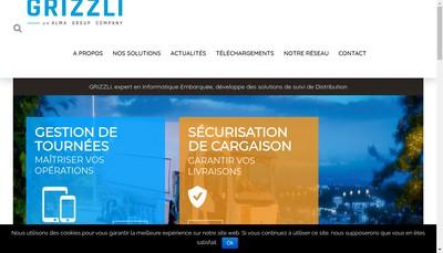 Site internet de Grizzli