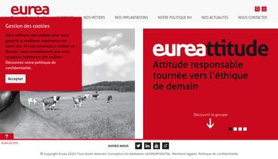 Site internet de Bio Agri