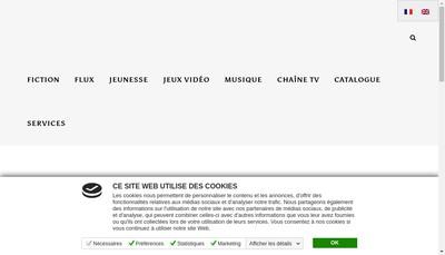 Site internet de Hamster Prod - Souris Prod - Lva Musique