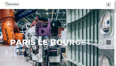 Site internet de Srmo Mulhouse